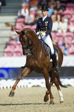 Fabienne Lütkemeier <br><span>Dressage<i>DE</i></span>