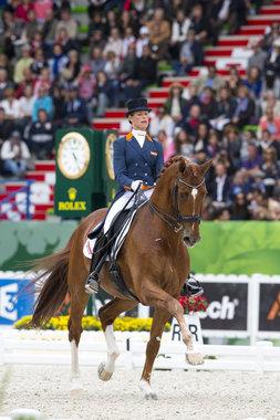 Adelinde Cornelissen <br><span>Dressage<i>NL</i></span>