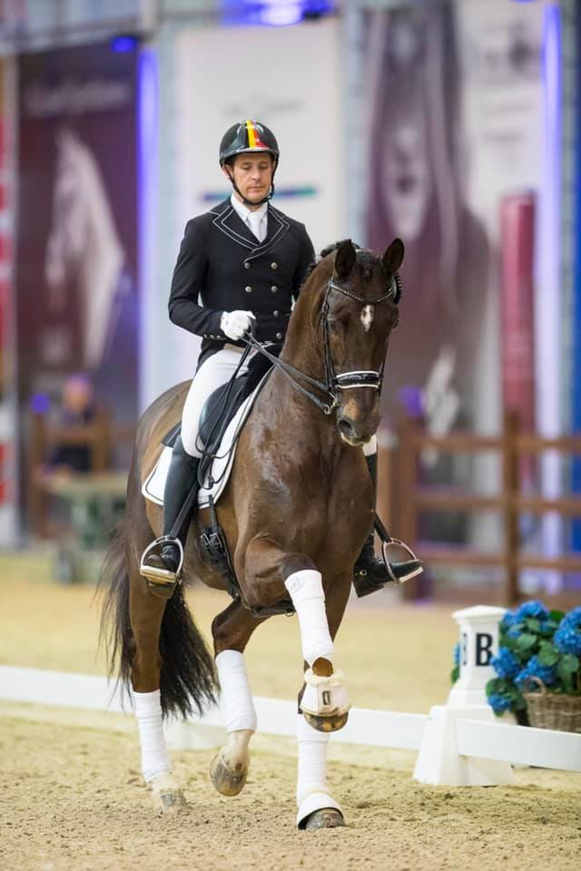 Simon Missiean   Dressage BE