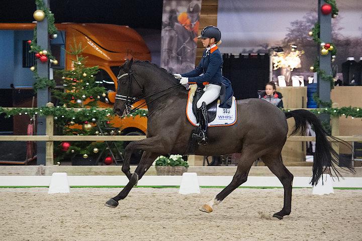Maxime van der Vlist <br><span>Dressage<i>NL</i></span>