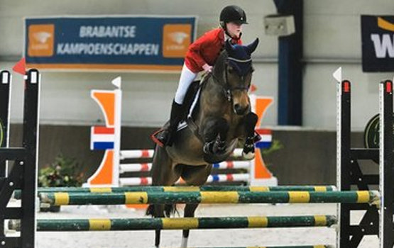 Mila Kuijpers   Jumping NL