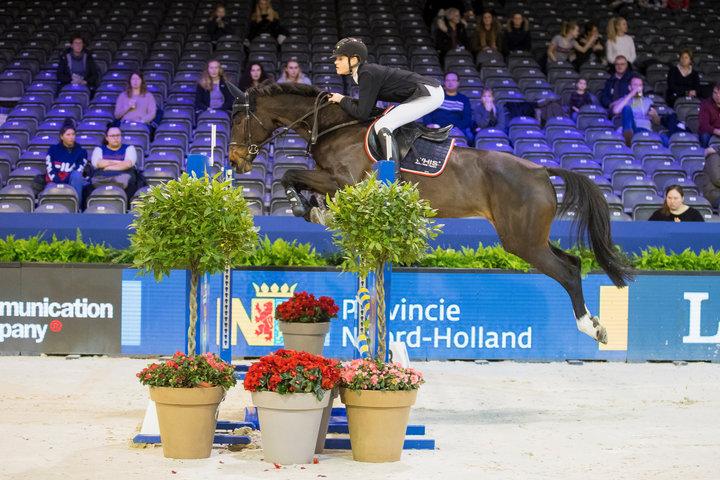 Stijn Testers   Jumping NL