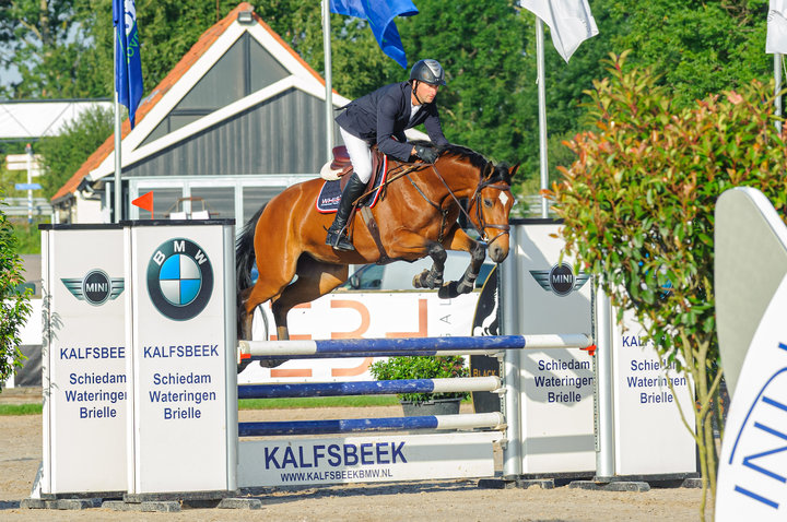 Leon Kuijpers   Jumping NL