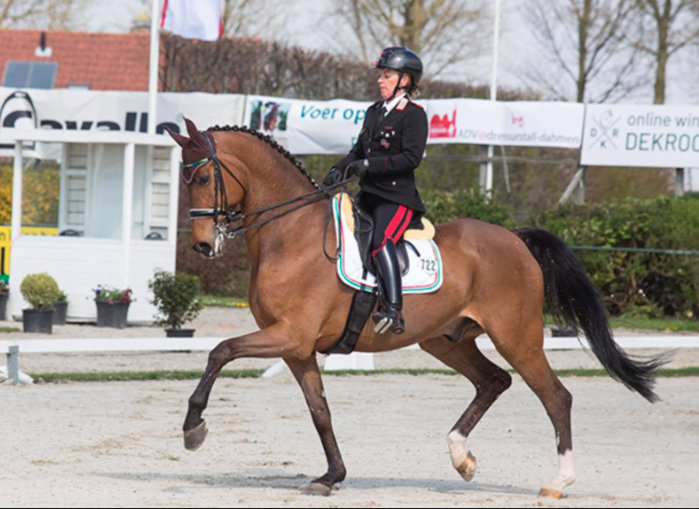 Valentina Truppa   Dressage IT